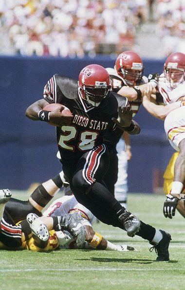 Marshall Faulk #28 San Diego State Aztecs RB