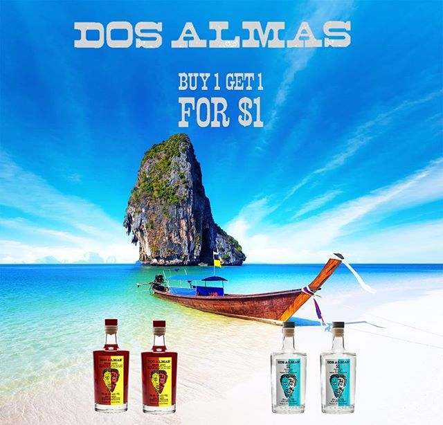 Our first production special continues! Available locally in San Diego at Crest Liquor, Old Town Liquor, and Dick's Liquor and Wine. Online orders can be placed by clicking the link in our bio. #lajollalocals #sandiegoconnection #sdlocals - posted by Dos Almas  https://www.instagram.com/dosalmastequila. See more post on La Jolla at http://LaJollaLocals.com