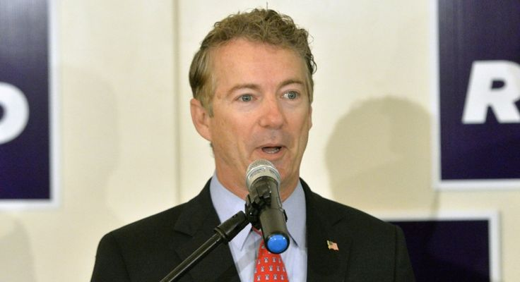 Rand Paul: Hillary Clinton's Support For Rape Victims Makes Husband's Sex Life Fair Game