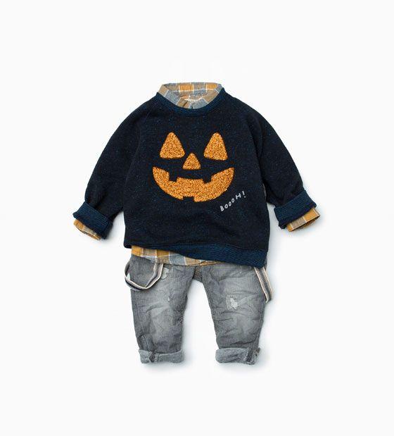 Halloween - Baby boy   3 months - 4 years - KIDS   ZARA United Kingdom