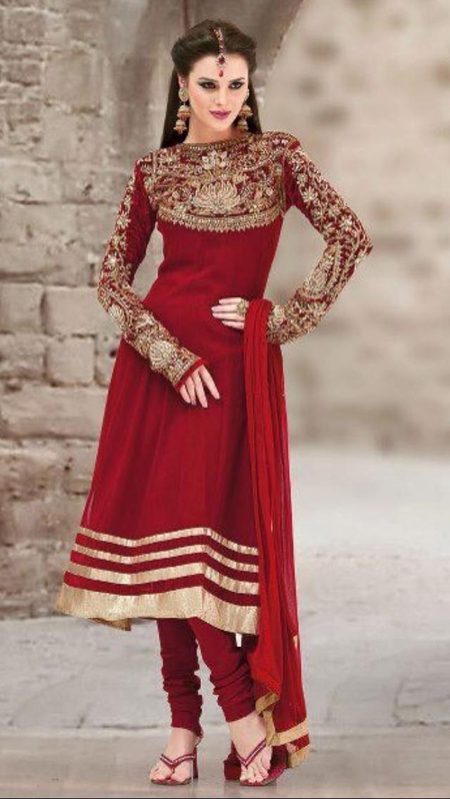lovely Pakistani dress