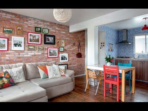 1000 images about ambientes decorados on pinterest for Como decorar una sala pequena