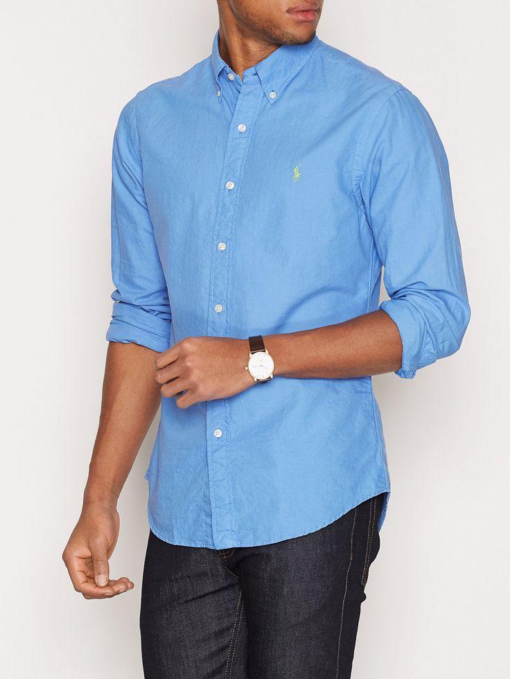 Long Sleeve Sport Shirt M
