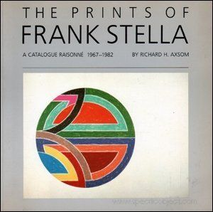 Work of Frank Stella celebrated in captivating new book