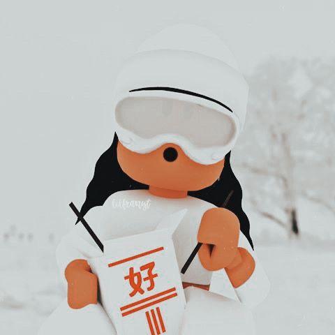 Aesthetic Winter Profile Picture Roblox Animation Cute Tumblr Wallpaper Roblox