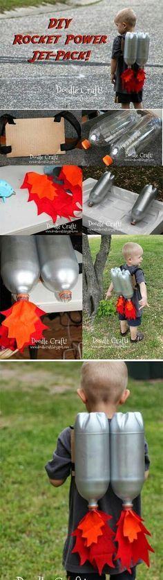 Resultado de imagen para disfraces niños reciclaje con latas