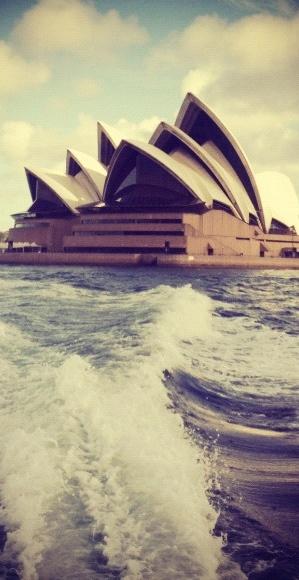 #sydney #operahouse #australia #icon