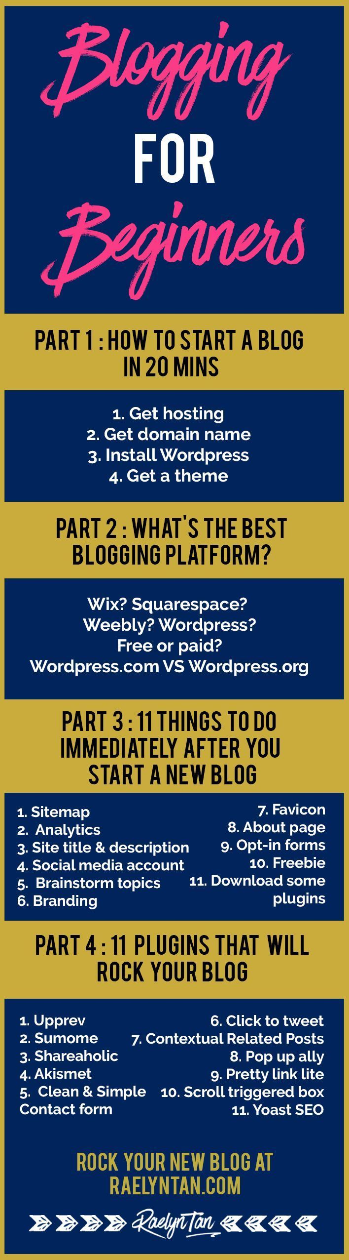 blogging for beginners how to start a blog in 20 minutes