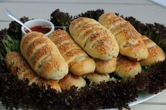 Tonijn broodjes