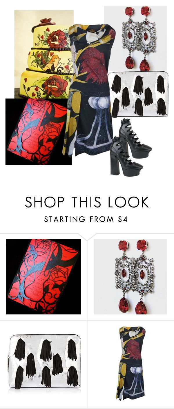 """""""Rock N Rol Wedding"""" by pampire ❤ liked on Polyvore featuring 3.1 Phillip Lim, Vivienne Westwood Anglomania and Bottega Veneta"""