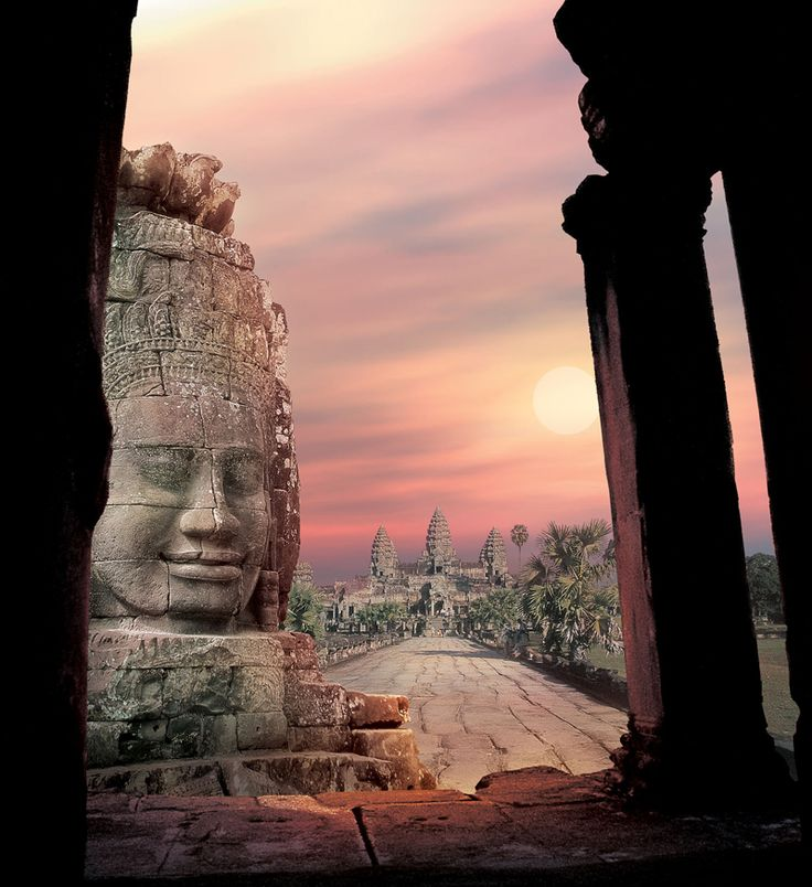 Siem Reap is the capital city of Siem Reap Province in northwestern Cambodia…