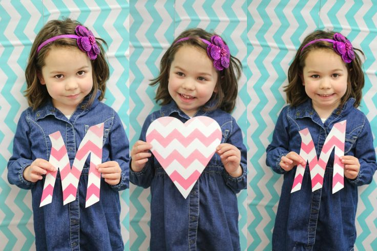 Great Mother's Day Gift. Help build student's self confidence through photobooths. Reinforce the Letter M sound by having students come up with words beginning with M, practicing writing the letter M, and finally posing for photo.