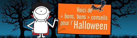 Voici de « bons, bons » conseils pour l'Halloween | SAAQ