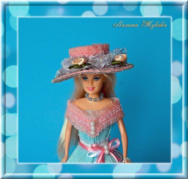 Сладкие композиции: кукла