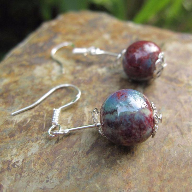 >> Click to Buy << Vintage volcanic rock color women ethnic metal dangle drop earring  #Affiliate