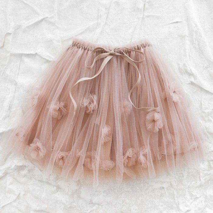 tutu du monde wildflower skirt - girl | Thumbe Line