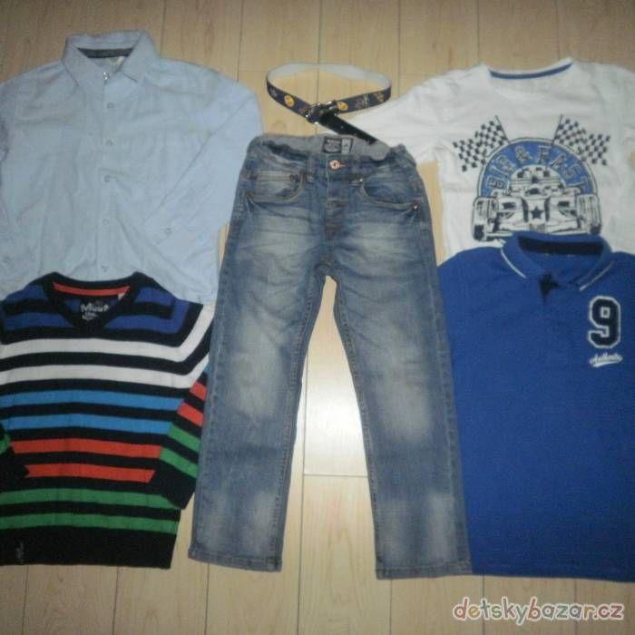 Oblečení pro chlapce, vel. 110 z bazaru za 300 Kč | Detskybazar.cz