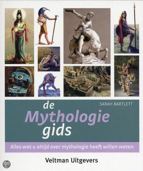De mythologiegids - Sarah Bartlett - ISBN 9789048301805. Eerst verdiept u zich in het begrip mythologie en haar plaats in de samenleving, de geschiedenis en de kunsten. Dan ontdekt u de brede scala van goden en godinnen die een rol spelen in...GRATIS VERZENDING IN BELGIË - BESTELLEN BIJ TOPBOOKS VIA BOL COM OF VERDER LEZEN? DUBBELKLIK OP BOVENSTAANDE FOTO!