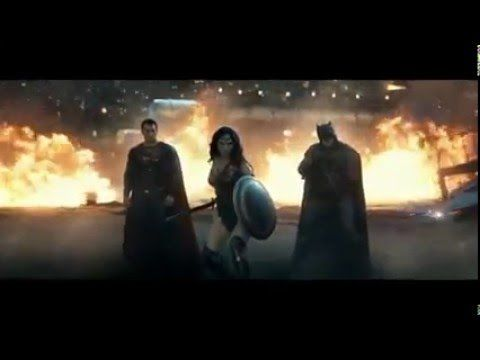 Anthony constantinou - Batman v Superman  Dawn of Justice Official Trail...