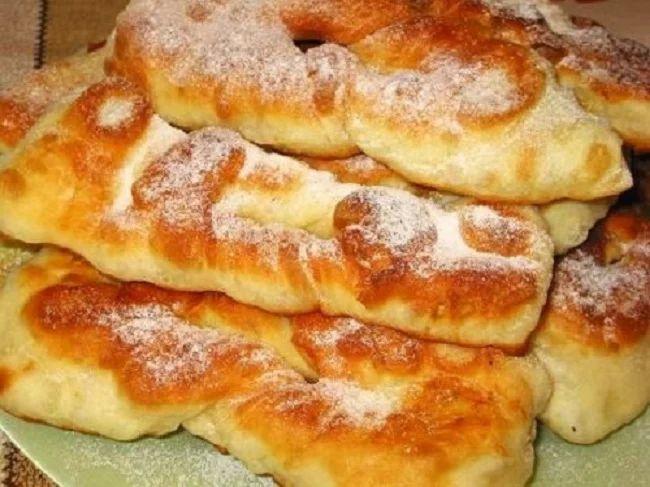 Фото: Просто вкуснятина - быстрые таратушки на кефире, или экспресс тесто для любых пирожков. Вот рецепт: http://vkusno-em.net/byistryie-taratushki-na-kefire/