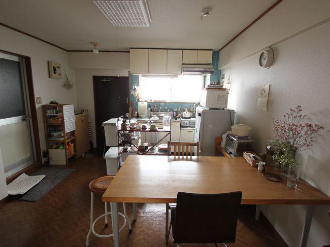 <76>西荻窪の築30年 男と女が暮らし始めるとき - 東京の台所 - 朝日新聞デジタル&w