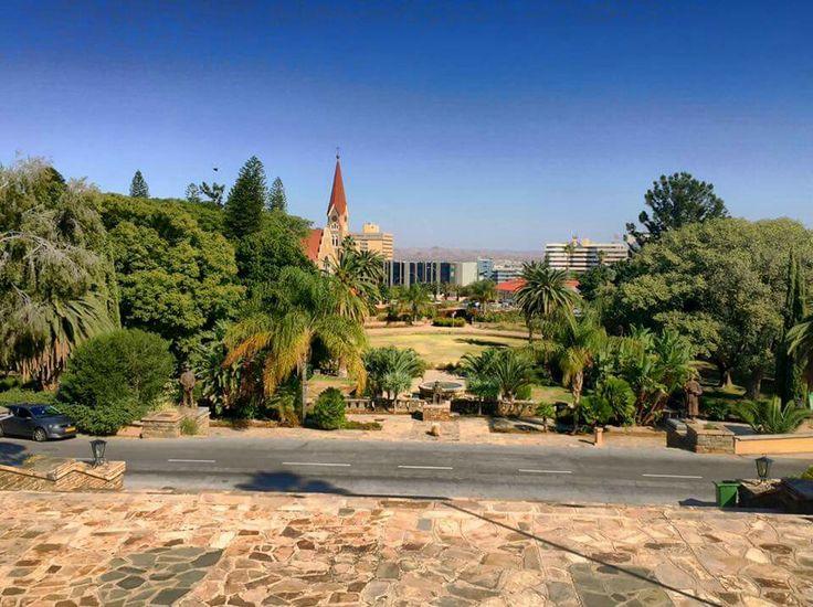 Christuskirche in Windhoek Namibia