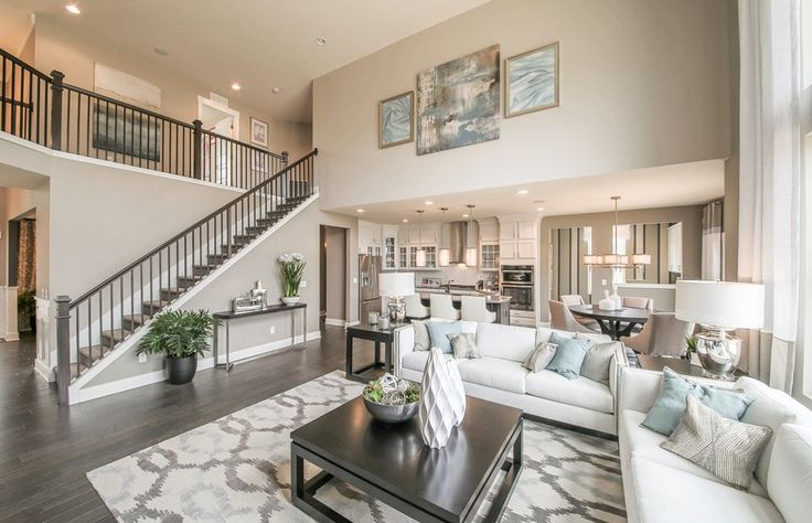Woodside New Home Features
