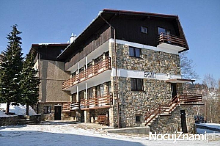 Willa Granit - NocujZnami.pl || Nocleg w górach || #apartamenty #polishmoutains #apartments #polska #poland || http://nocujznami.pl/noclegi/region/gory