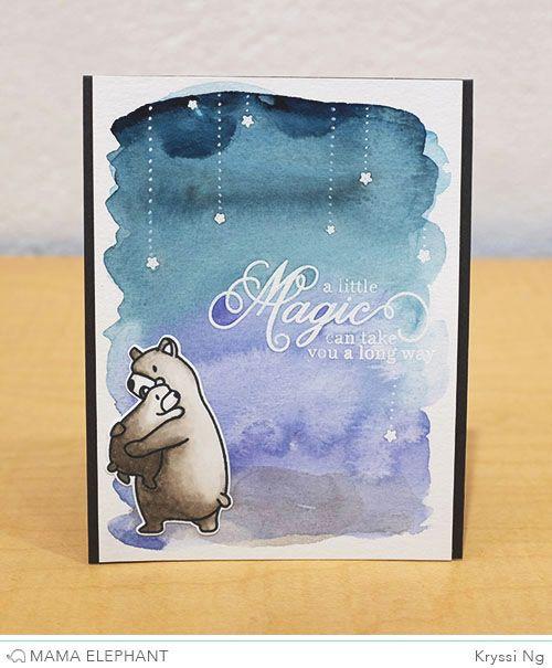 mama elephant | design blog: INTRODUCING: Magic Moments | Kryssi Ng