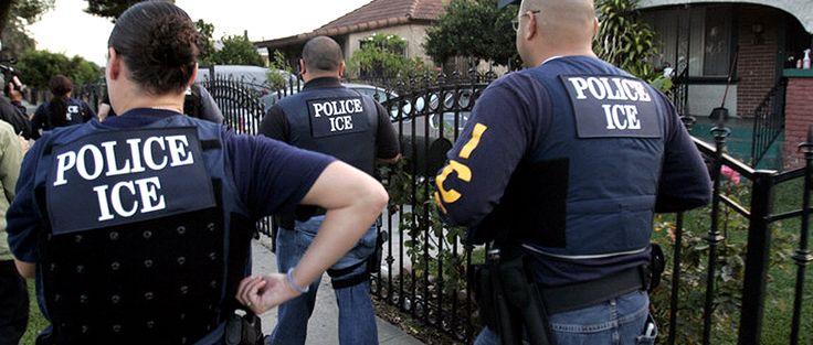 Sanctuary Cities Backfire – A Magnet For ICE Home, Workplace Enforcement Raids