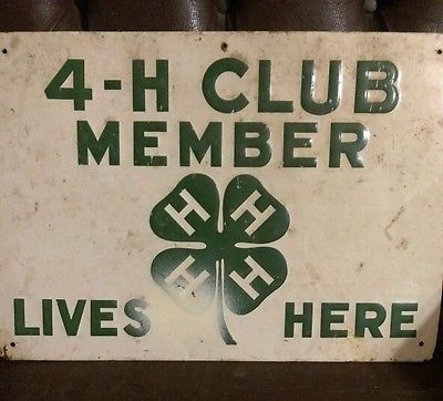 1000+ images about 4-H history and vintage items on Pinterest | Red cross, 1960s and Crop rotation