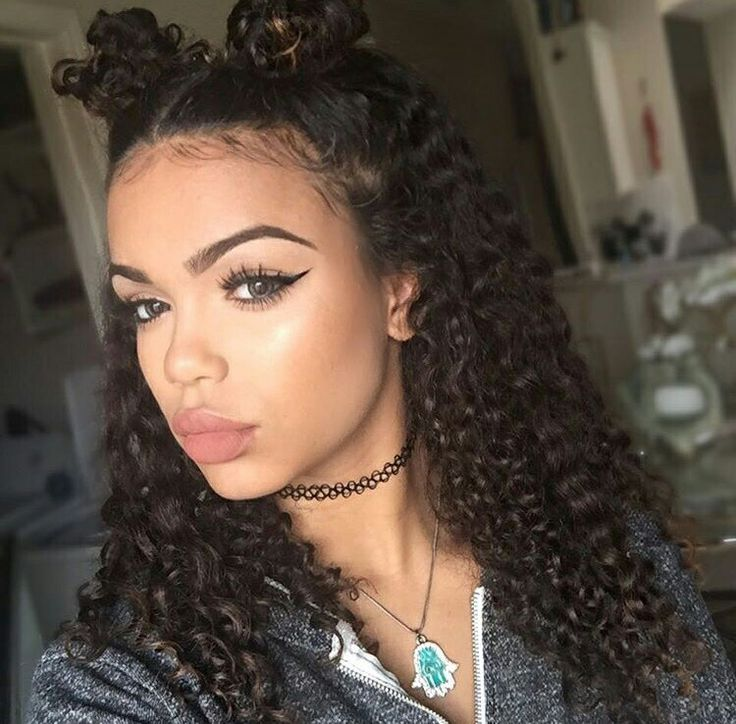 The 25+ best Mixed girl hairstyles ideas on Pinterest ...