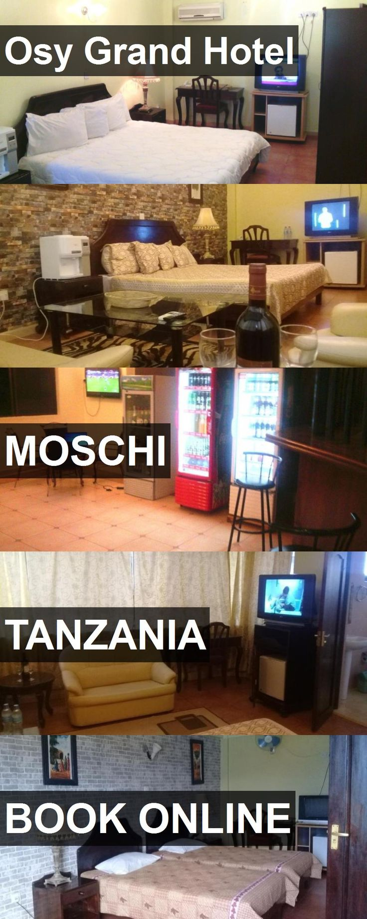 Hotel Osy Grand Hotel in Moschi, Tanzania. For more information, photos, reviews and best prices please follow the link. #Tanzania #Moschi #OsyGrandHotel #hotel #travel #vacation