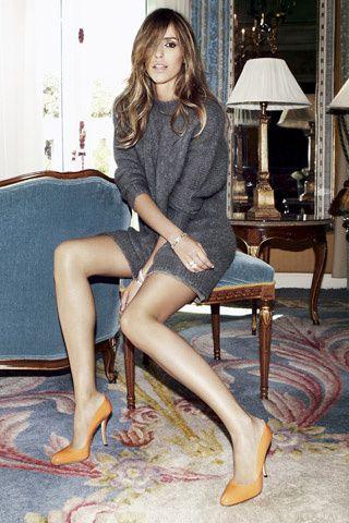 Laura Vecino posa para Vogue