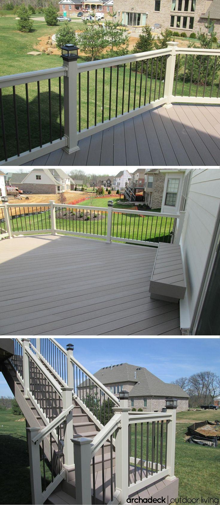 138 Best Composite Low Maintenance Deck Ideas Images On