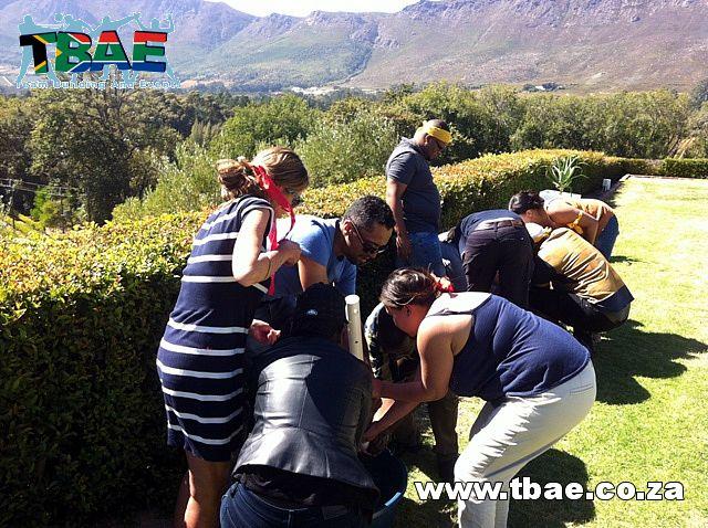 Creative Thinking Team Building Cape Town
