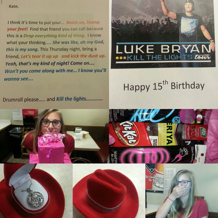 17 Best Ideas About Concert Ticket Gift On Pinterest