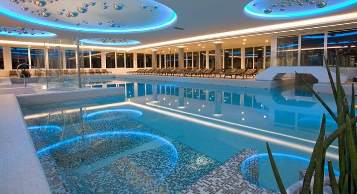 Hotel Venezia Abano Terme - Le piscine