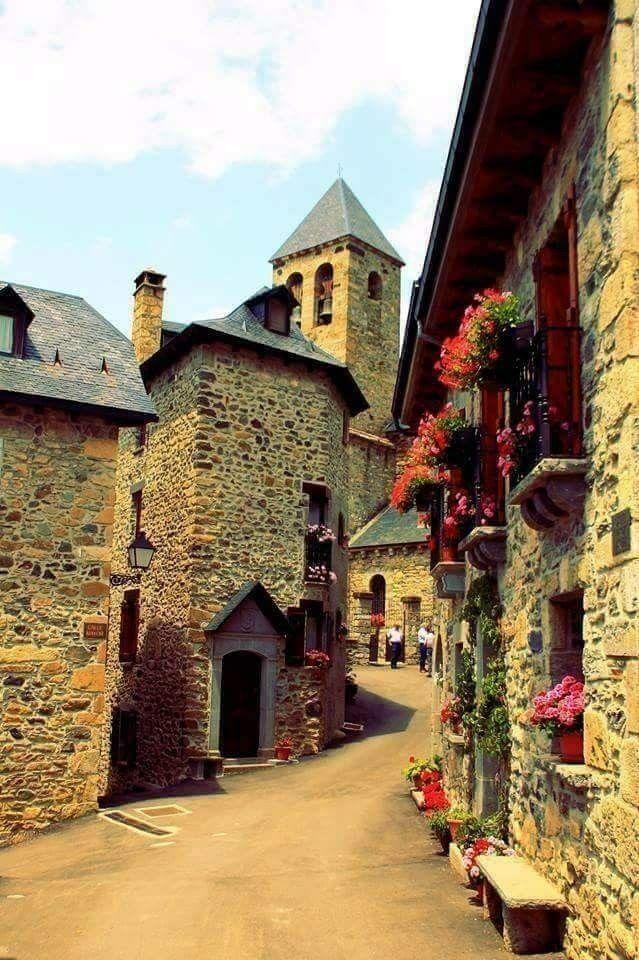 Sallent de Gallego, Huesca