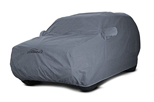 Coverking Custom Fit Car Cover for Select Jeep Wrangler Models  Coverbond 4 Gray >>> See this great product.