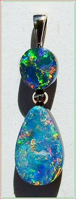 "Opals-On-Black - ""Faith"" by Opals-On-Black.com, via Flickr"
