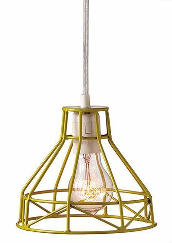 LAMPE SUSPENDUE TIGES DE METAL | Code BMR :050-2678