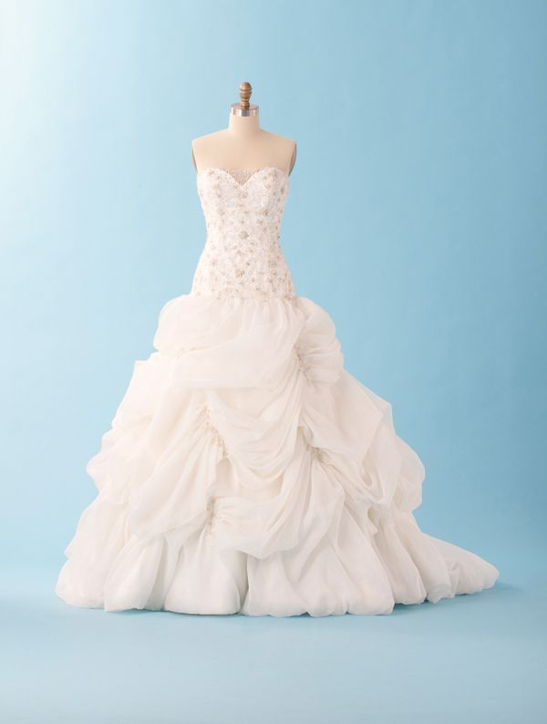 61 best alfred angelo gowns images on Pinterest | Wedding frocks ...