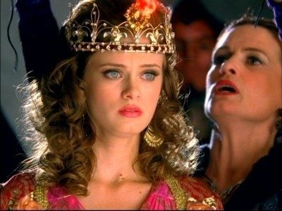 The fourth movie, Return to Halloweentown , swapped in a False Marnie and is best left ignored.