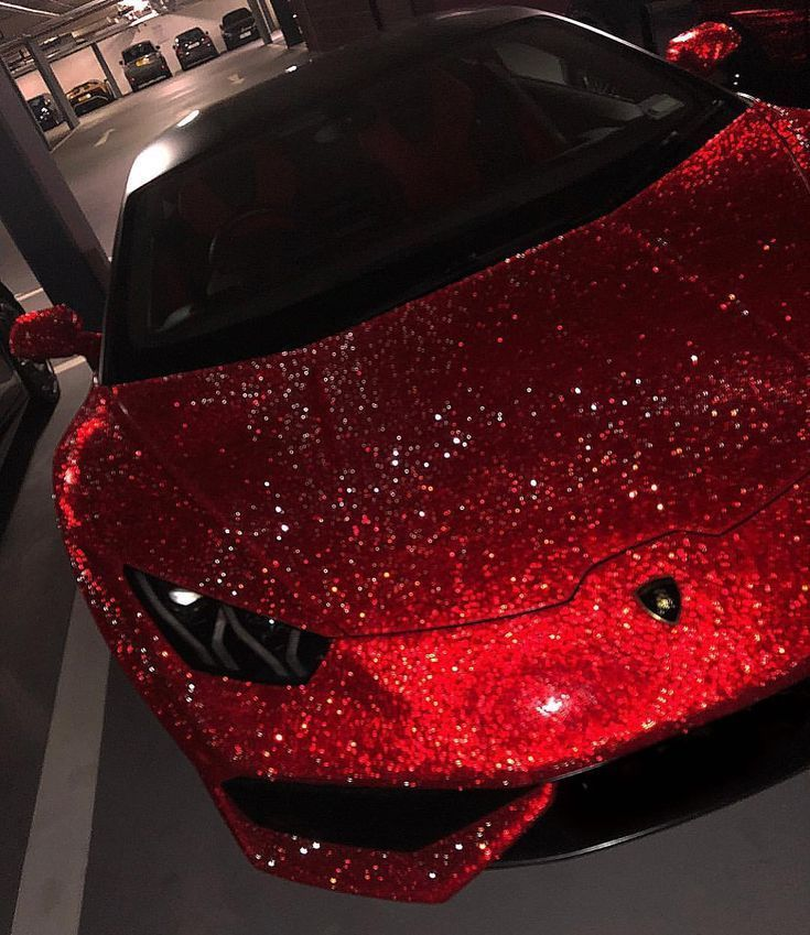 Diamond Lamborghini