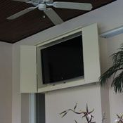 """42"""" Outdoor TV Cabinet - Wall Mount"""