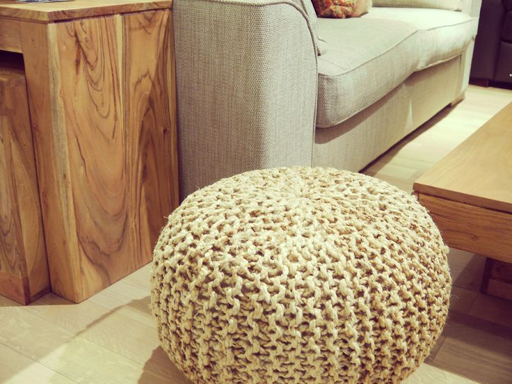 The Large Knitted Pod