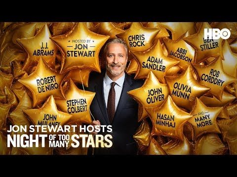 Jon Stewart Hosts Night of Too Many Stars benefit  - Next for Autism