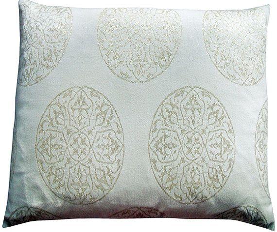 Design Weave Pillowcase Cover by halletextiledesign on Etsy