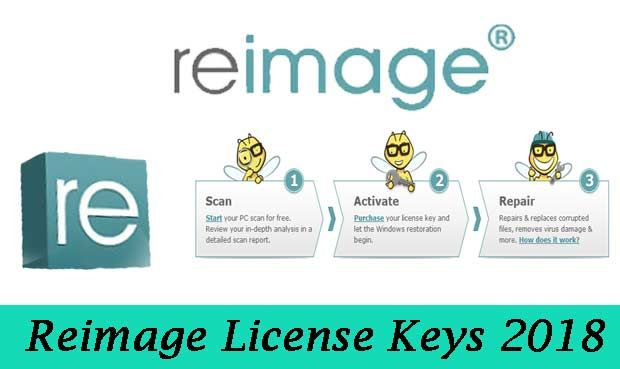 free reimage license key 2018